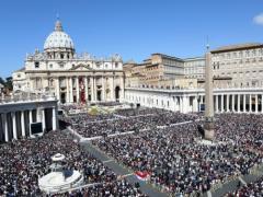 """梵蒂冈热搜外星人 其实""""就在我们中间""""(图)"""